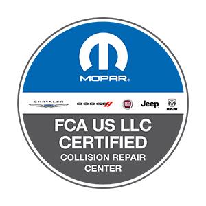 FCA for Dodge, Jeep, RAM, Fiat, Chrysler, Mopar, SRT.
